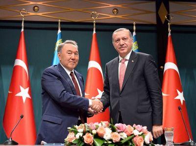 Главы казахстана и турции договорились увеличить товарооборот до $10 млрд