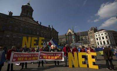 Голландский референдум по украине вызвал резонанс во всей европе - «наука»