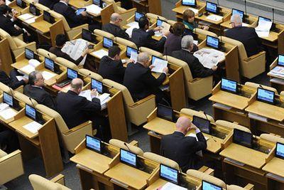 Госдума приняла в первом чтении президентский законопроект о резиновых квартирах