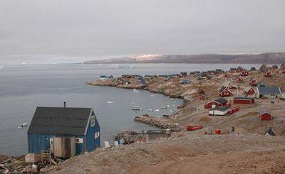 Гренландия — чемпион по сноуборду и самоубийствам - «наука»