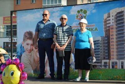Группа компаний «тополинка» устроила семейный праздник «давайте дружить!» - «новости челябинска»