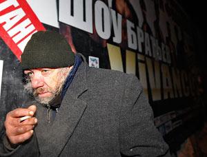 Губернатор санкт-петербурга предложила привлекать к уборке снега бомжей и студентов