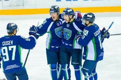 Ханты-мансийский банк поздравил хоккейный клуб югра с окончанием сезона