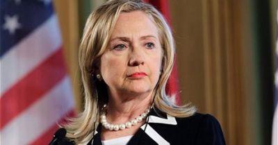 Хиллари клинтон - первая женщина-кандидат в президенты