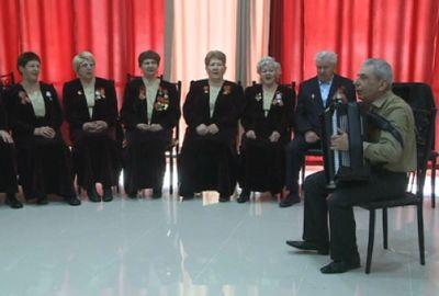 Хору ветеранов мангистауской области исполняется 40 лет