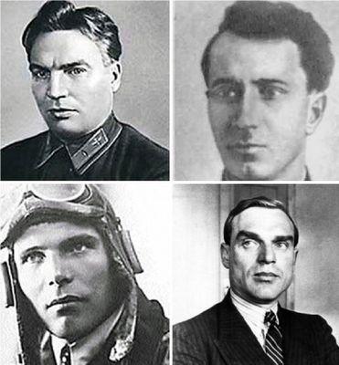 И.ф. рубцов: о том, как наши летчики ослушались приказа сталина