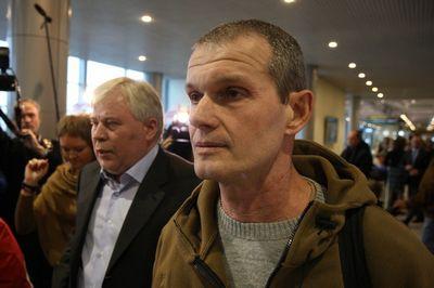 Интервью с освобожденным российским летчиком владимиром садовничим