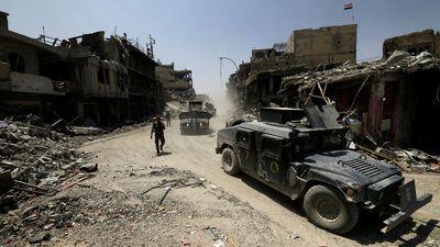 Иракские силовики задержали россиянок и немок, подозреваемых в терроризме