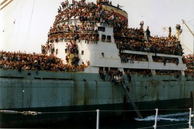 Италия: история первой волны мигрантов