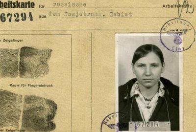 Из русской свиньи я превратилась в немецкую подстилку - «общество»