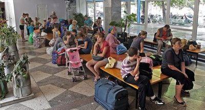 Ямал принял первых вынужденных переселенцев из украины