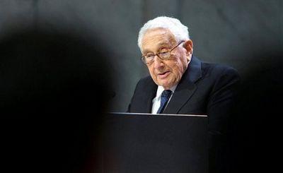 Ястреб войны киссинджер в нобелевском институте - «наука»
