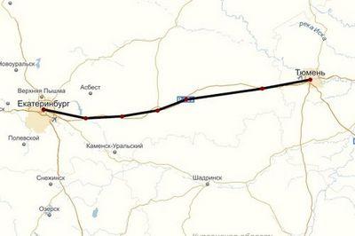 Эх, дороги: как добраться из тюмени в екатеринбург? топ самых-самых способов