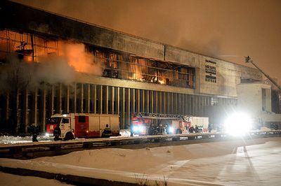 Экс-глава инион стал первым обвиняемым по делу о пожаре в библиотеке