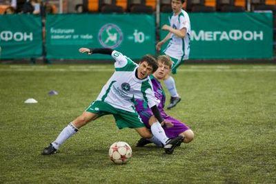 Юные футболисты из свердловской и тюменской областей вступают в борьбу за путешествие в лондон