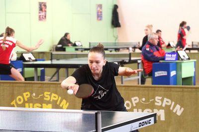 Юные мастера малой ракетки блеснули в петербурге