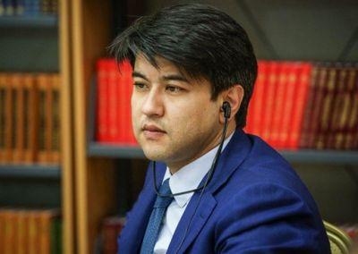 К.бишимбаев назначен управляющим от казахстана в абии