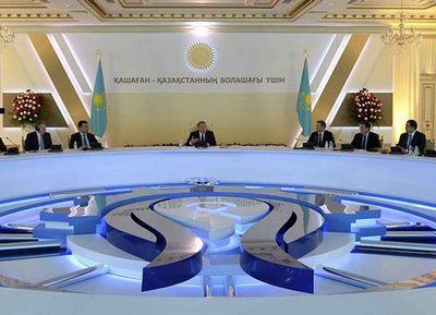 К.бозумбаев: до конца года планируется добыть до 1 млн тонн нефти