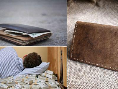 К чему снится кошелёк: пустой или полный? основные толкования - к чему снится кошелёк свой или чужой