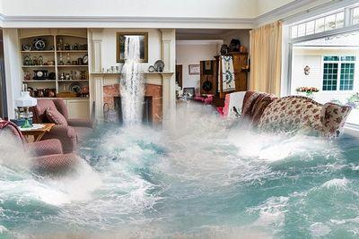 К чему снится потоп, грязная бурлящая вода, наводнение? основные толкования - к чему снится потоп, гибель или спасение во время потопа