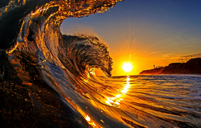 К чему снятся волны, буря в стакане воды, шторм, цунами? основные толкования разных сонников - к чему снятся волны?