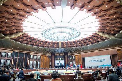 К.масимов: видение президента н.назарбаева о необходимости мер по оживлению роста мировой экономики учтено