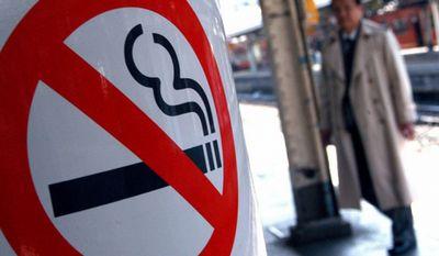 Как бороться с курением в неположенных местах