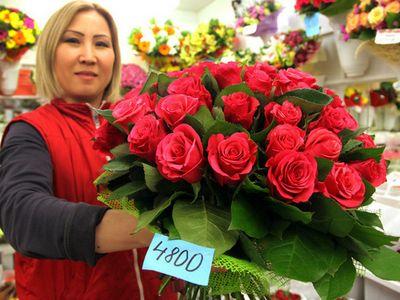 Как корреспондент ан. сахалин цветы продавала