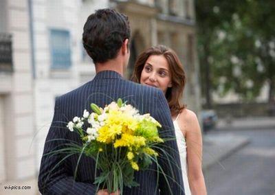 Как менялись принципы ухаживания мужчин за женщинами