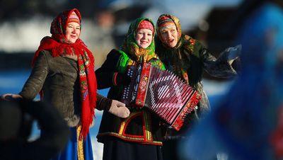 Как москвичи праздновали рождество раньше и как его отмечают сейчас