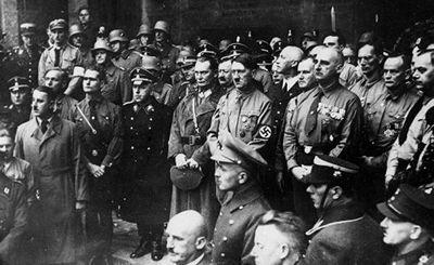 Как обычные люди стали нацистами - «наука»