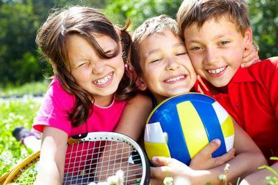 Как разнообразить детский отдых, не выезжая за город