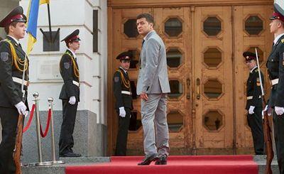 Как вымышленный президент помогает украинцам переосмыслить их абсурдную политику - «наука»