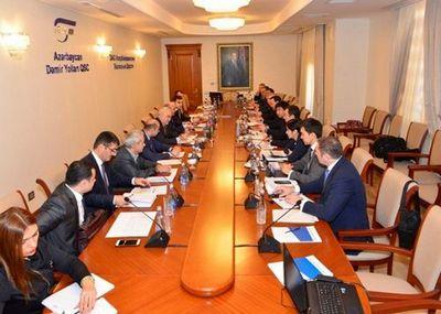 Казахстан, азербайджан и грузия намерены наращивать грузопотоки