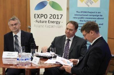 Казахстан, россия, сша: трехстороннее взаимодействие в области ядерной безопасности