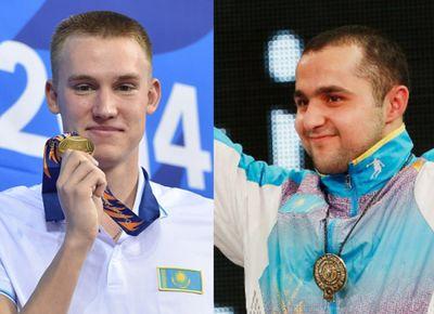Казахстанцы завоевали две золотые медали в пятый день олимпиады