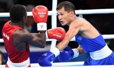 Казахстанские боксеры успешно стартовали на рио-2016