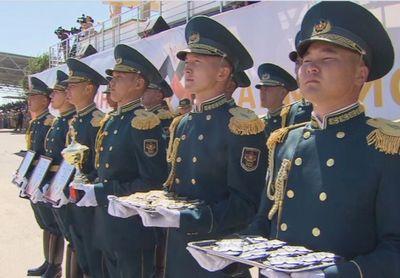 Казахстанские снайперы и артиллеристы - лучшие в армейских играх