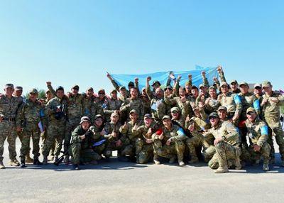 Казахстанские снайперы и артиллеристы стали первыми в конкурсах арми-2016