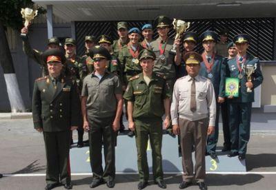 Казахстанские спортсмены-армейцы привезли серебро и бронзу с международных состязаний