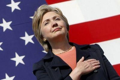 Клинтон набрала необходимые голоса для выдвижения в президенты от демократической партии
