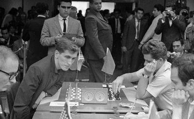 Когда шахматы были битвой сверхдержав - «наука»