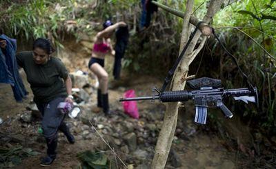 Конец больших партизанских войн в латинской америке - «наука»