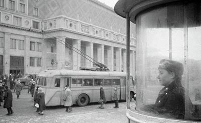 Конец пути московских троллейбусов - «наука»
