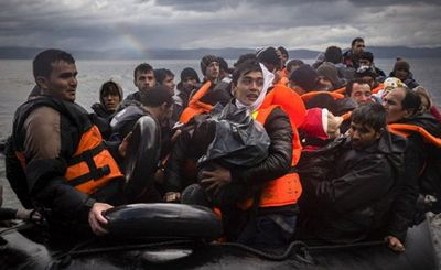 Кризис беженцев — главный вызов - «наука»