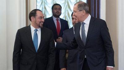 Лавров: уверен— унас наладятся контакты ссша поафганистану - «общество»