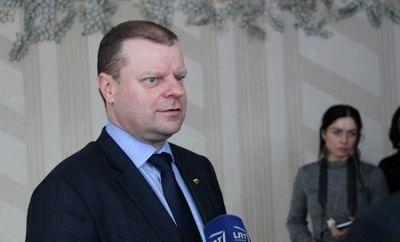 Литва пытается наладить отношения спольшей - «общество»