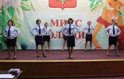 Лучших женщин-полицейских выбрали в тюмени