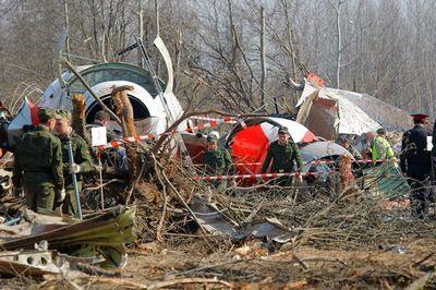 Мак обнародовал отчет по расследованию катастрофы ту-154 под смоленском