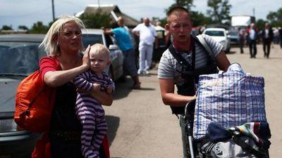 Мчс: на территории рф находится более 500 тысяч украинских беженцев